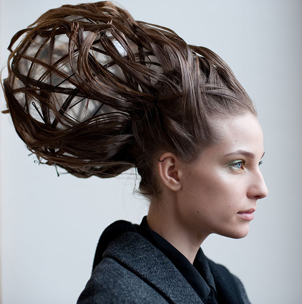 16 Crazy Hairstyles You 39 Ve Never Seen Can U Fn Believe It